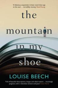 Mountain in my shoe
