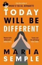 Today will be different paperback