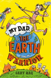 My Dad, the Earth Warrior - cover