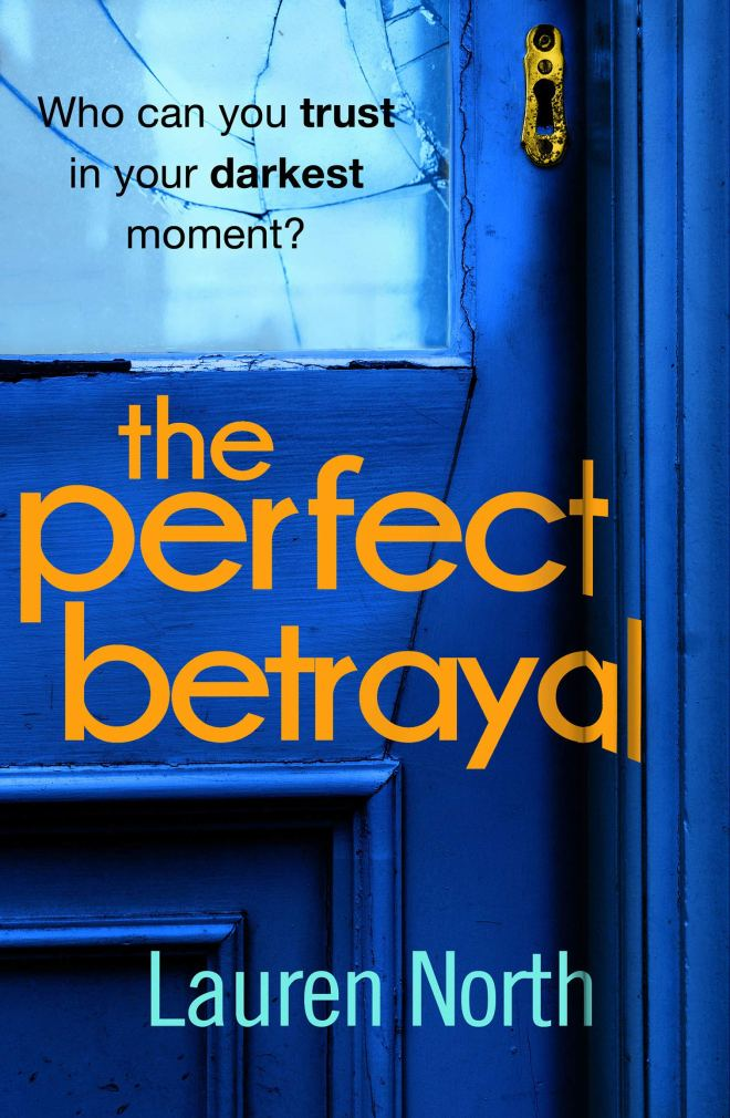 The Perfect Betrayal Cover
