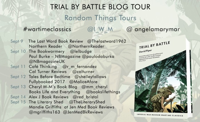Trial by Battle IWM BT Poster