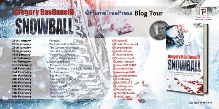 Snowball BT Poster